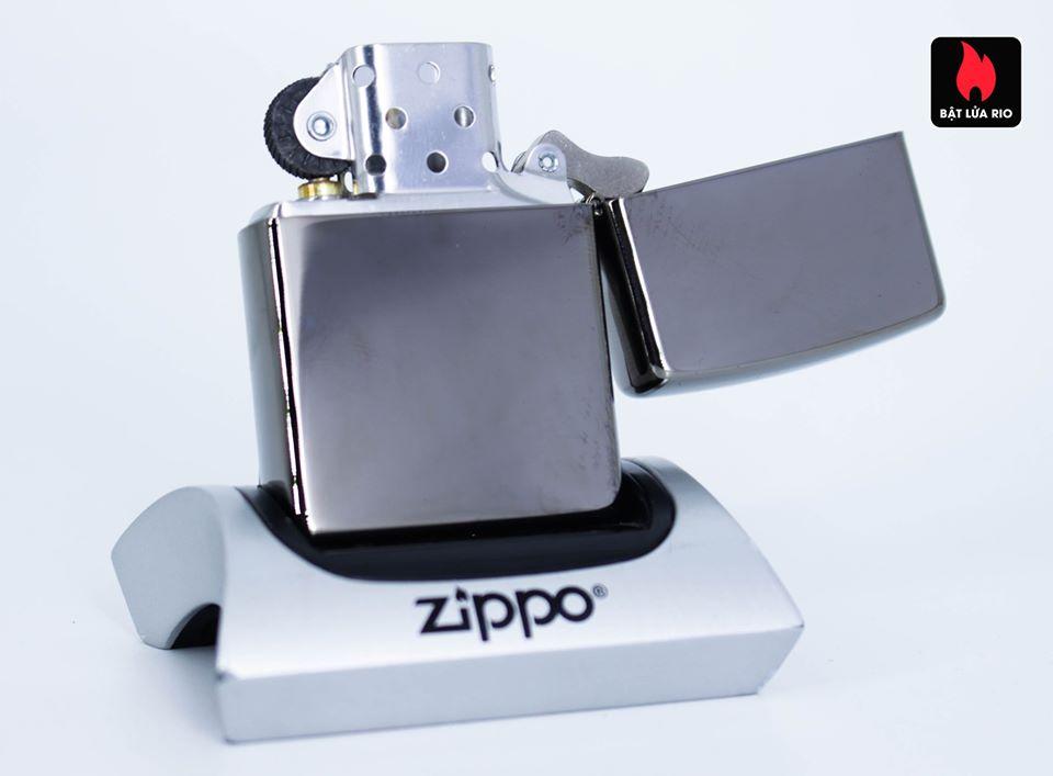 Zippo 49073 – Zippo Wolf Design Black Ice 3