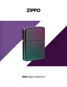 ZIPPO 2020 COLLECTION 1