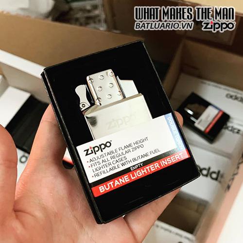 Ruột Zippo Gas Butane Hai Tia Lửa - Butane Lighter Insert - Double Torch - 65827 32