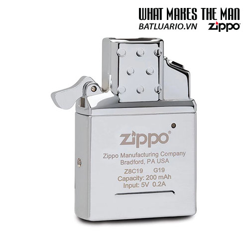 Ruột Zippo tia lửa điện Plasma - Rechargeable Lighter Insert - Double Arc - 65828 1