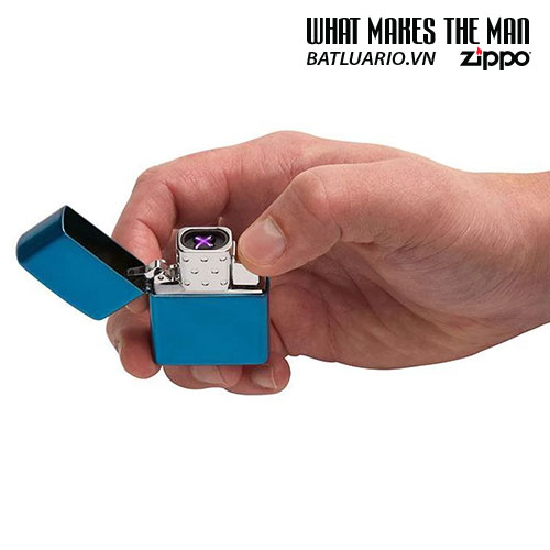 Ruột Zippo tia lửa điện Plasma - Rechargeable Lighter Insert - Double Arc - 65828 5