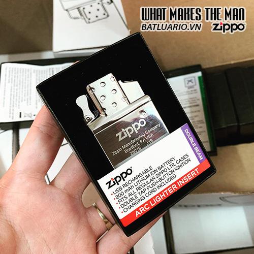Ruột Zippo tia lửa điện Plasma - Zippo Rechargeable Lighter Insert - Double Arc - 65828 16