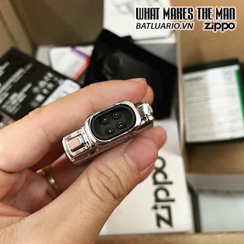 Ruột Zippo tia lửa điện Plasma - Zippo Rechargeable Lighter Insert - Double Arc - 65828 22