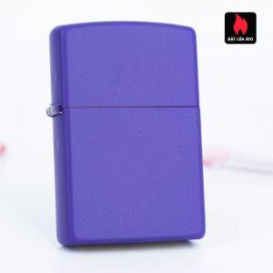 Zippo 237 - Zippo Purple Matte 1