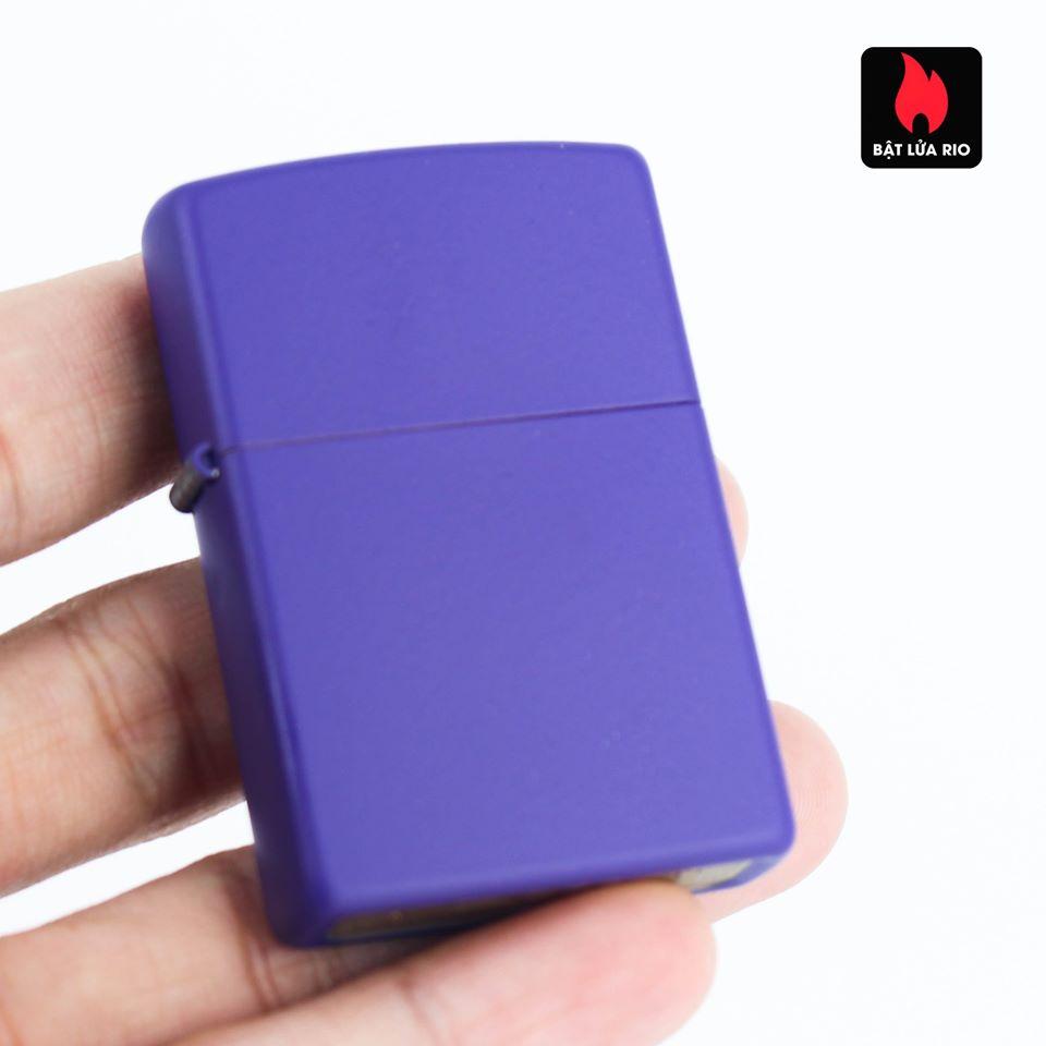Zippo 237 - Zippo Purple Matte 6