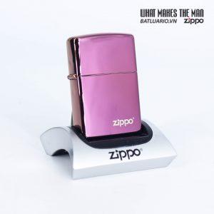 Zippo 24747ZL - Zippo High Polish Purple Zippo Logo 1