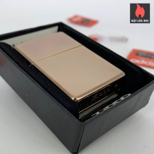Zippo 49190 - Zippo High Polish Rose Gold 1