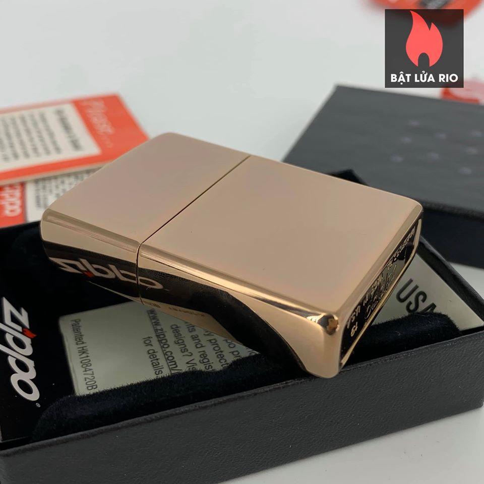 Zippo 49190 - Zippo High Polish Rose Gold 2