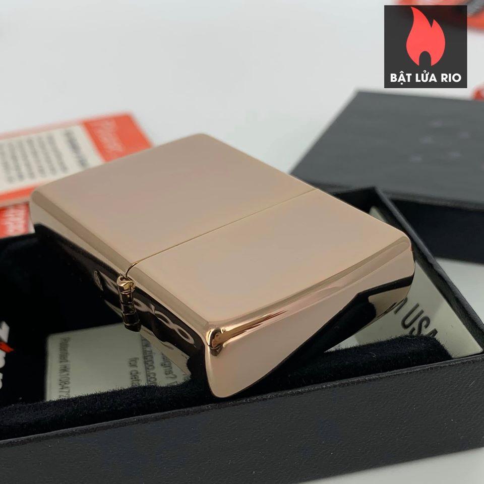 Zippo 49190 - Zippo High Polish Rose Gold 5
