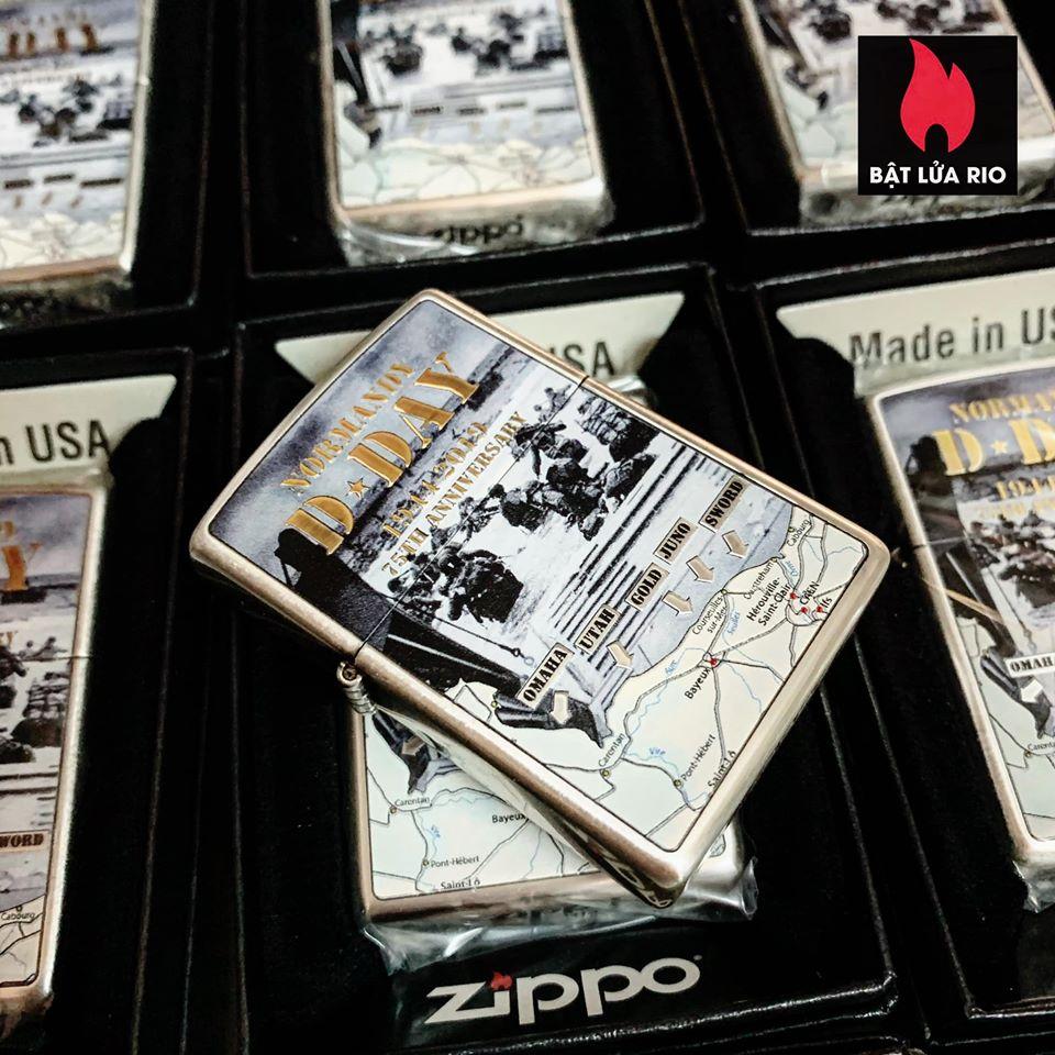 ZIPPO D-DAY 75TH ANNIVERSARY ASIA