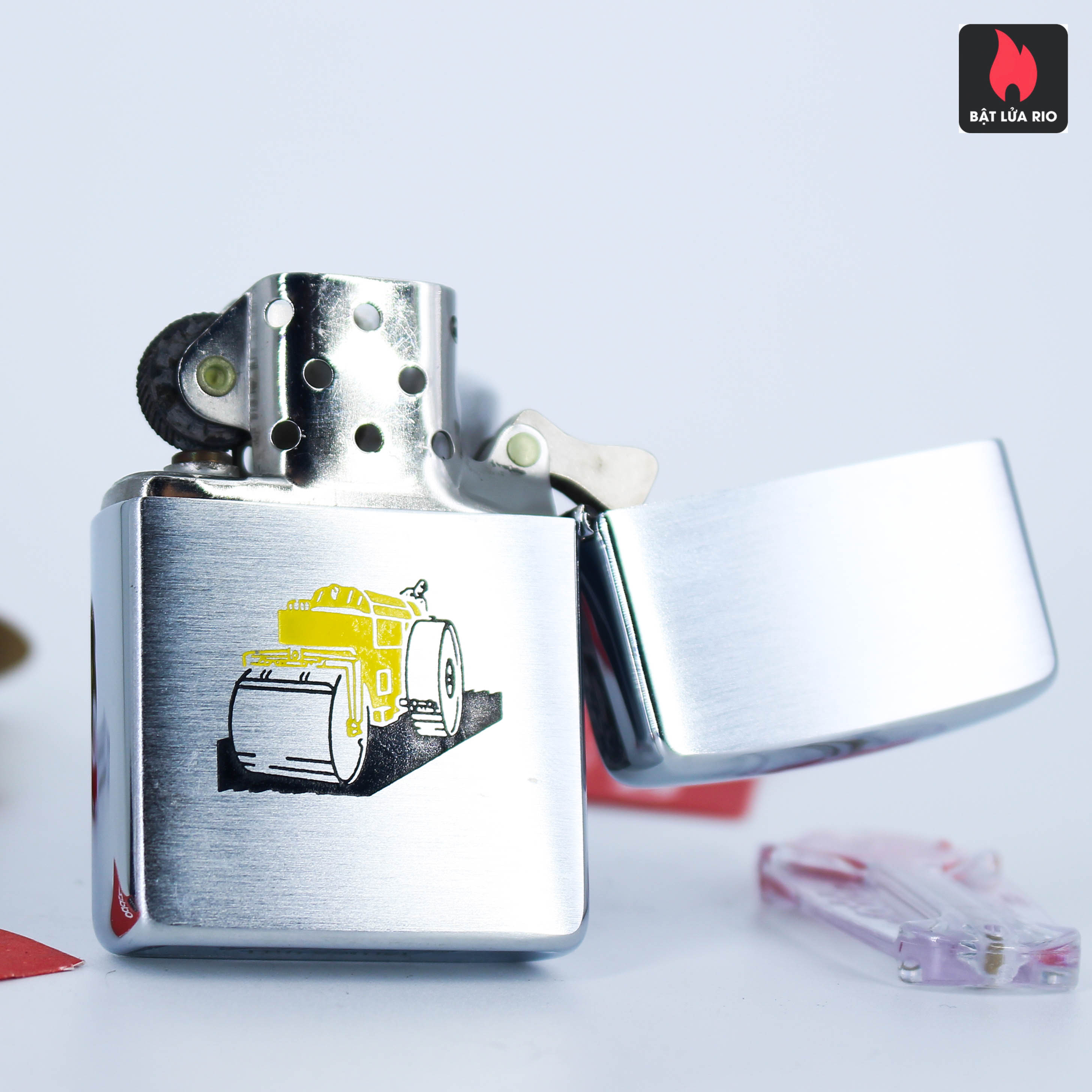 ZIPPO XƯA 1964 - BREWER & BREWER SONS.INC