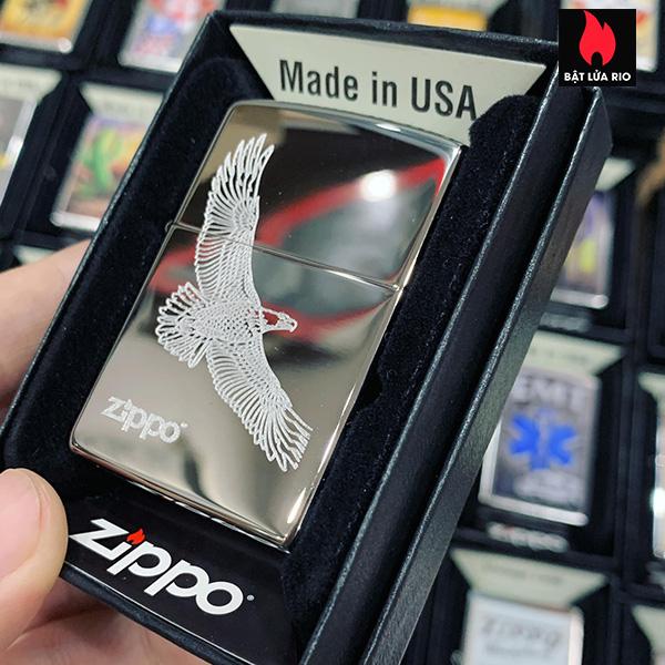 Zippo 250 Eagle