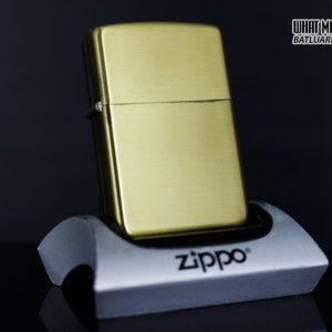 HIẾM – Đồng Nguyên Khối – Zippo Xưa 1968