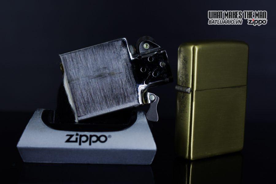 HIẾM – Đồng Nguyên Khối – Zippo Xưa 1968 5