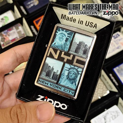 Zippo 200 NY Statue Of Liberty