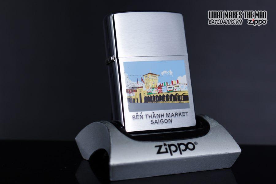 Zippo 2001 - Bến Thành Market - Sai Gon