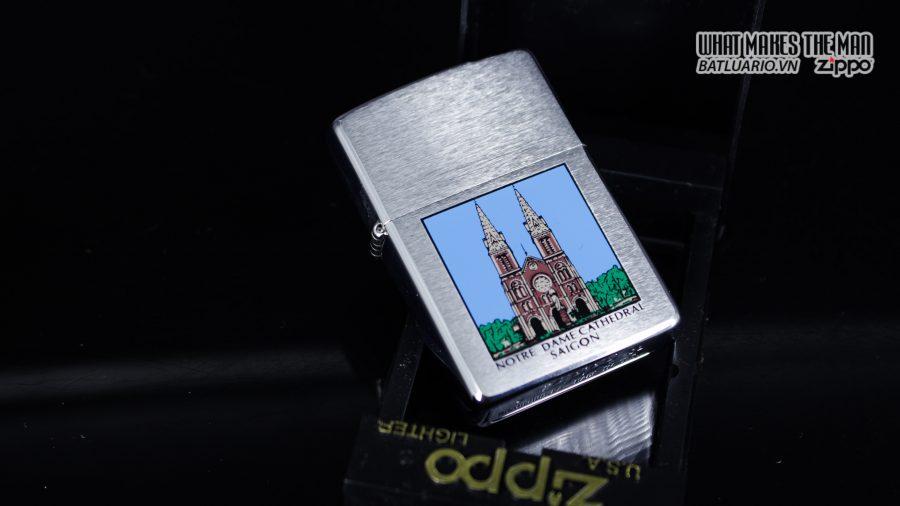 Zippo 2001 - Notre Dame Cathedral Saigon 7