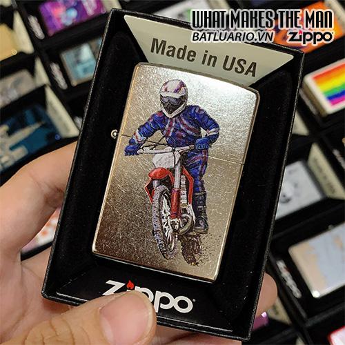 Zippo 207 Dirt Bike