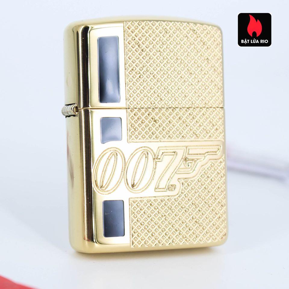 Zippo 29860 - Zippo Armor® James Bond 007™ High Polish Brass 1