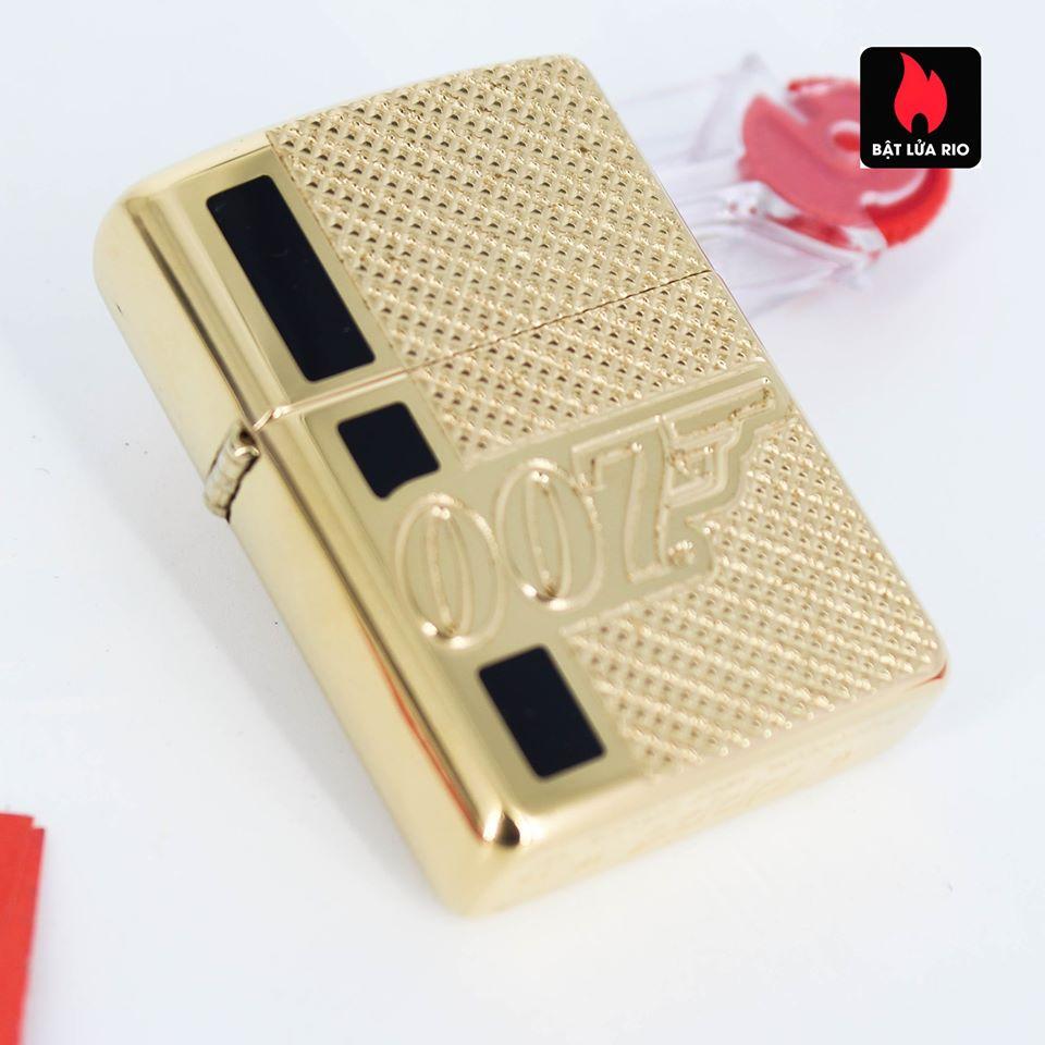 Zippo 29860 - Zippo Armor® James Bond 007™ High Polish Brass 8