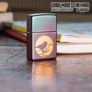 Zippo 49186 - Zippo Raven Design 1