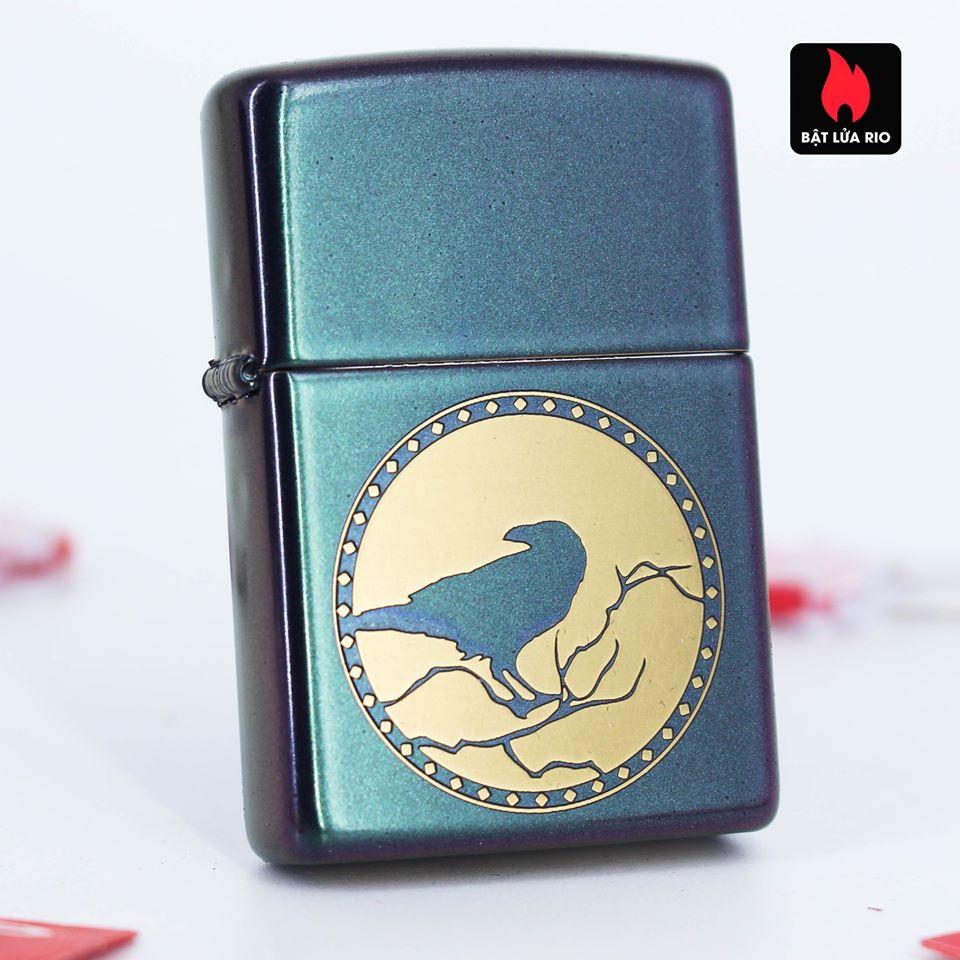 Zippo 49186 - Zippo Raven Design