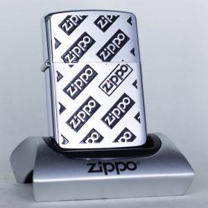 Zippo La Mã 1990 - Zippo Logo