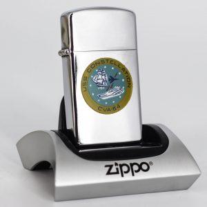 Zippo Slim 1964 – Town & Country – USS Constellation CVA 64