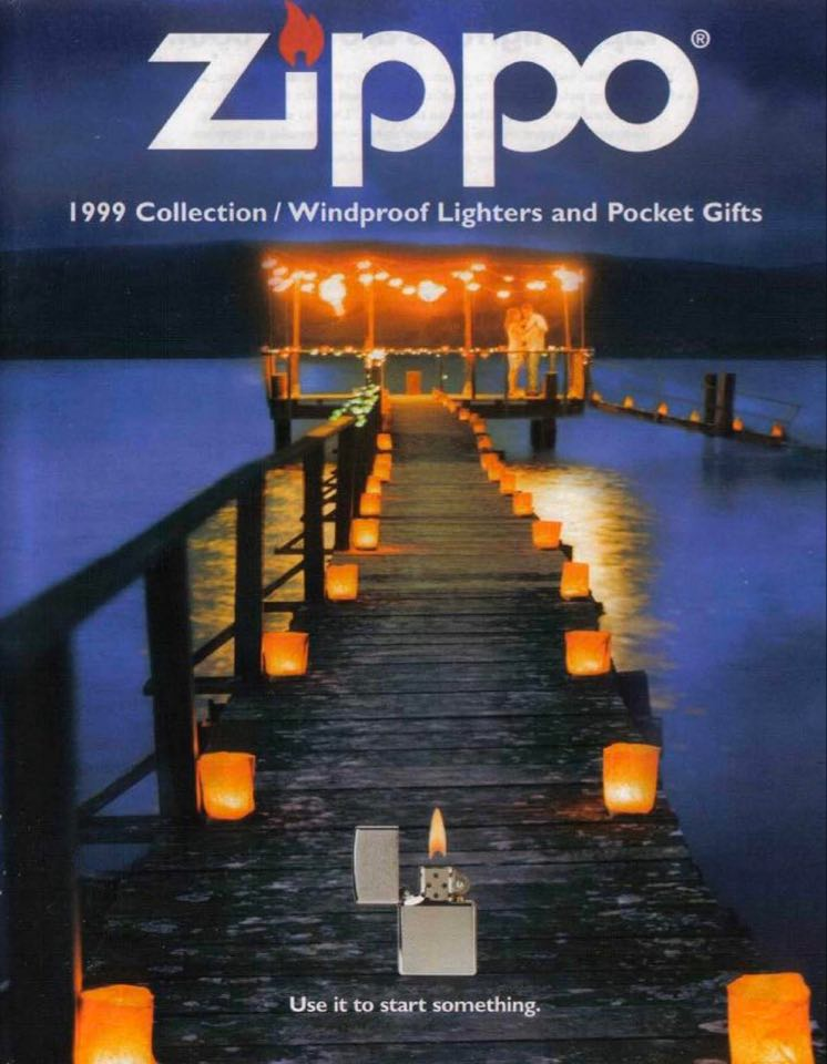 Zippo 1999 Complete Line Collection US