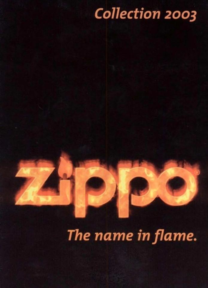 Zippo 2003 Complete Collection DE