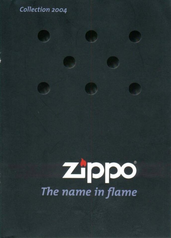 Zippo 2004 Complete Collection DE