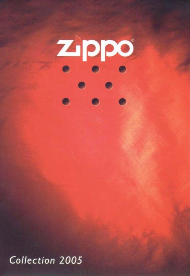 Zippo 2005 Complete Collection DE
