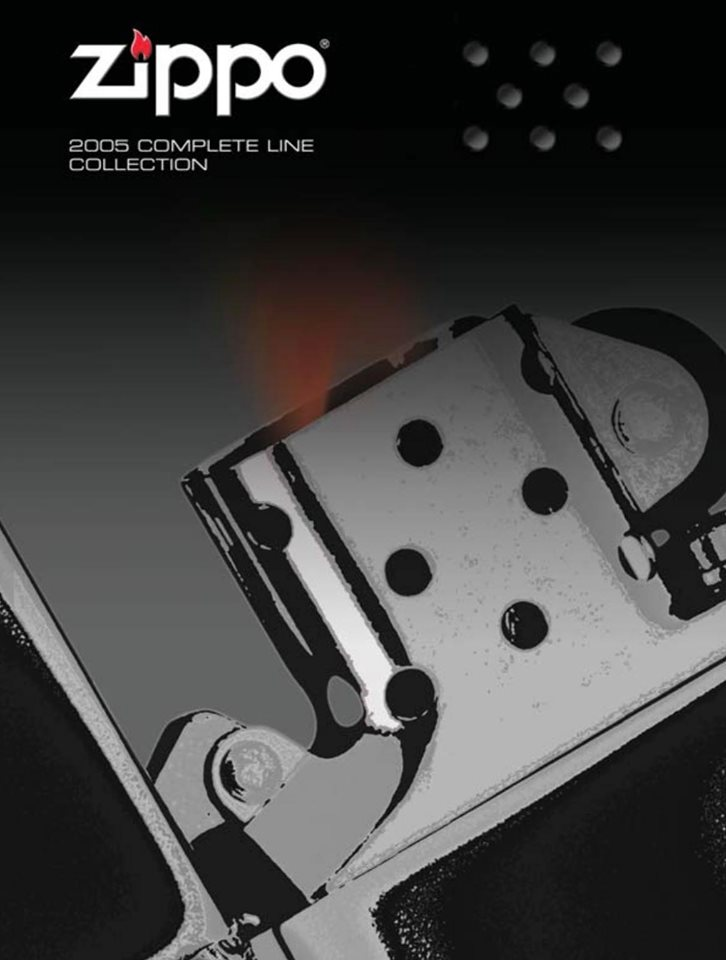 Zippo 2005 Complete Line Collection US