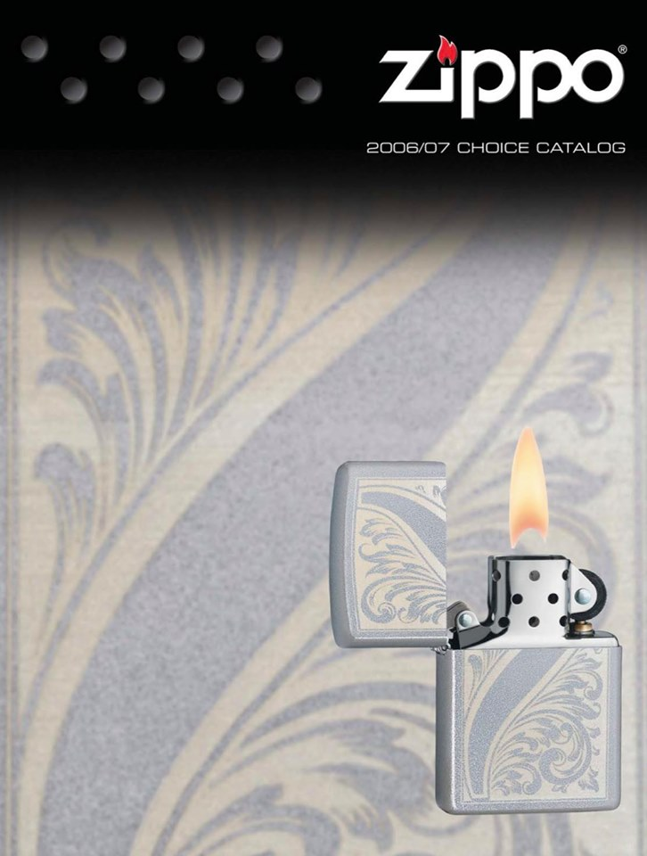 Zippo 2006-2007 Choice Collection US