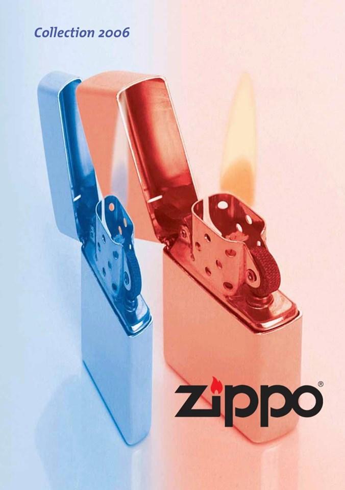 Zippo 2006 Complete Collection DE