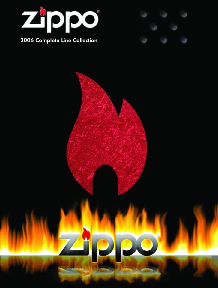 Zippo 2006 Complete Line Collection US