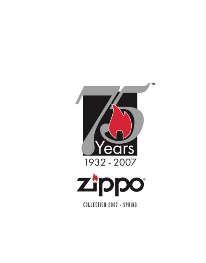 Zippo 2007 Spring Collection DE