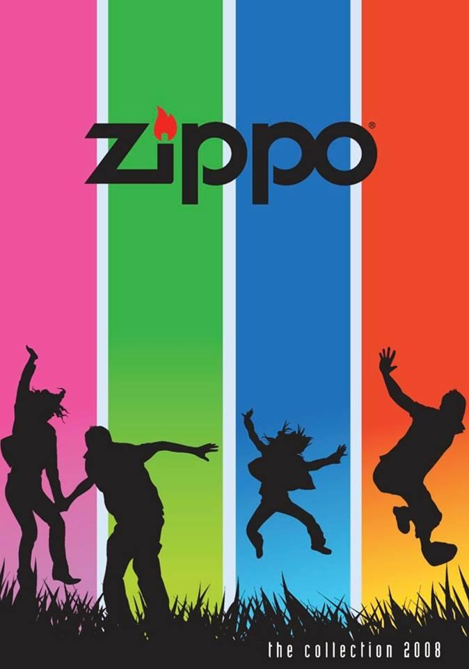 Zippo 2008 Complete Collection DE