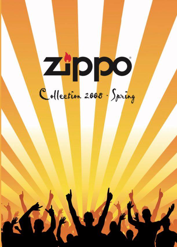 Zippo 2008 Spring Collection DE