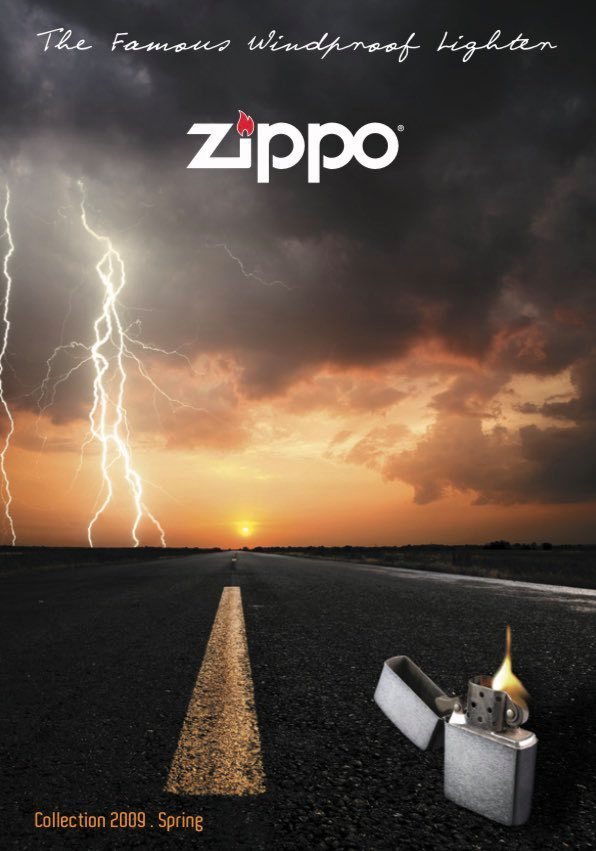 Zippo 2009 Spring Collection DE