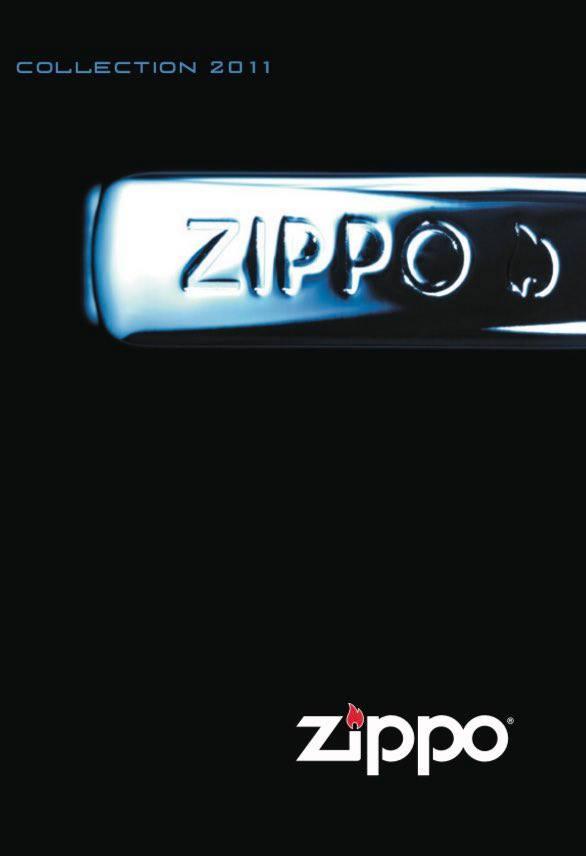 Zippo 2011 Complete Collection DE