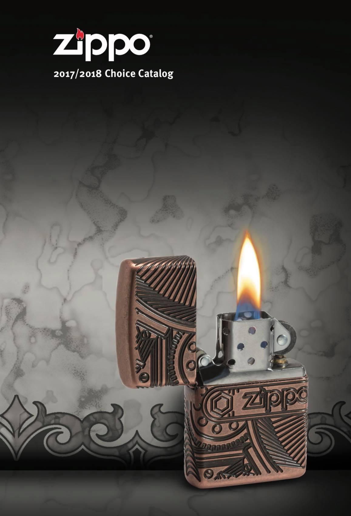 Zippo 2017 - 2018 Choice Collection US