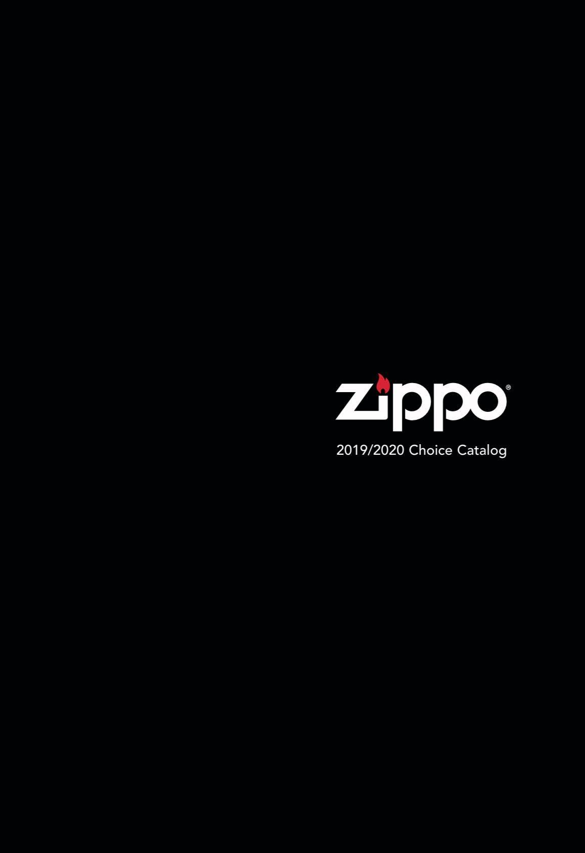Zippo 2019-2020 Choice Collection US