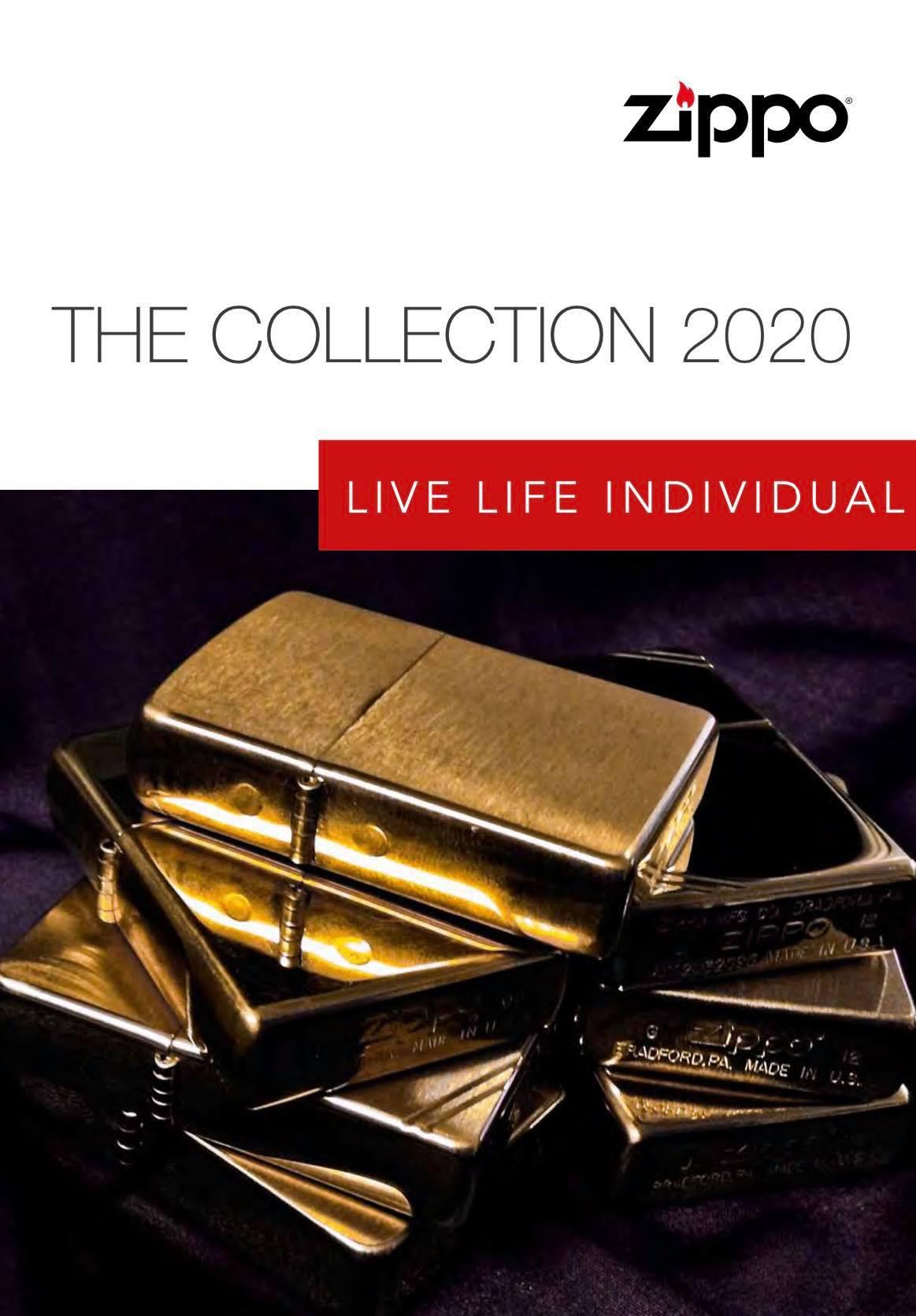 Zippo 2020 Complete Line Collection DE