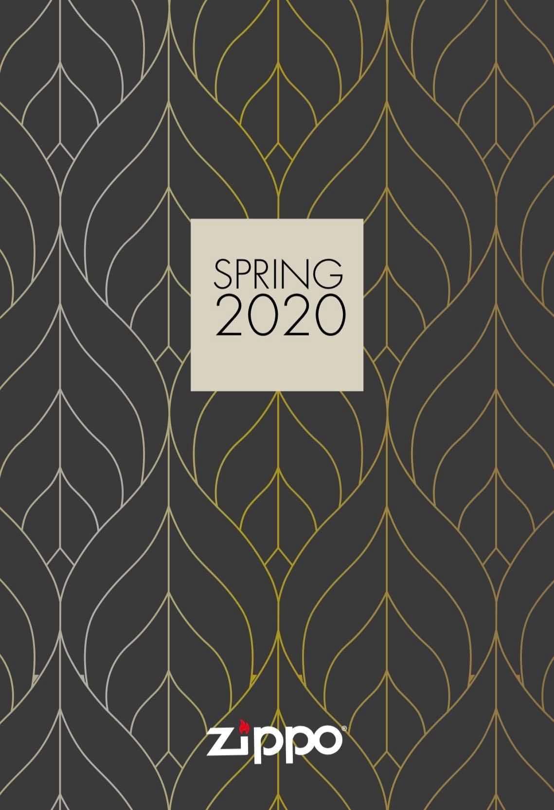 Zippo 2020 Spring Collection DE