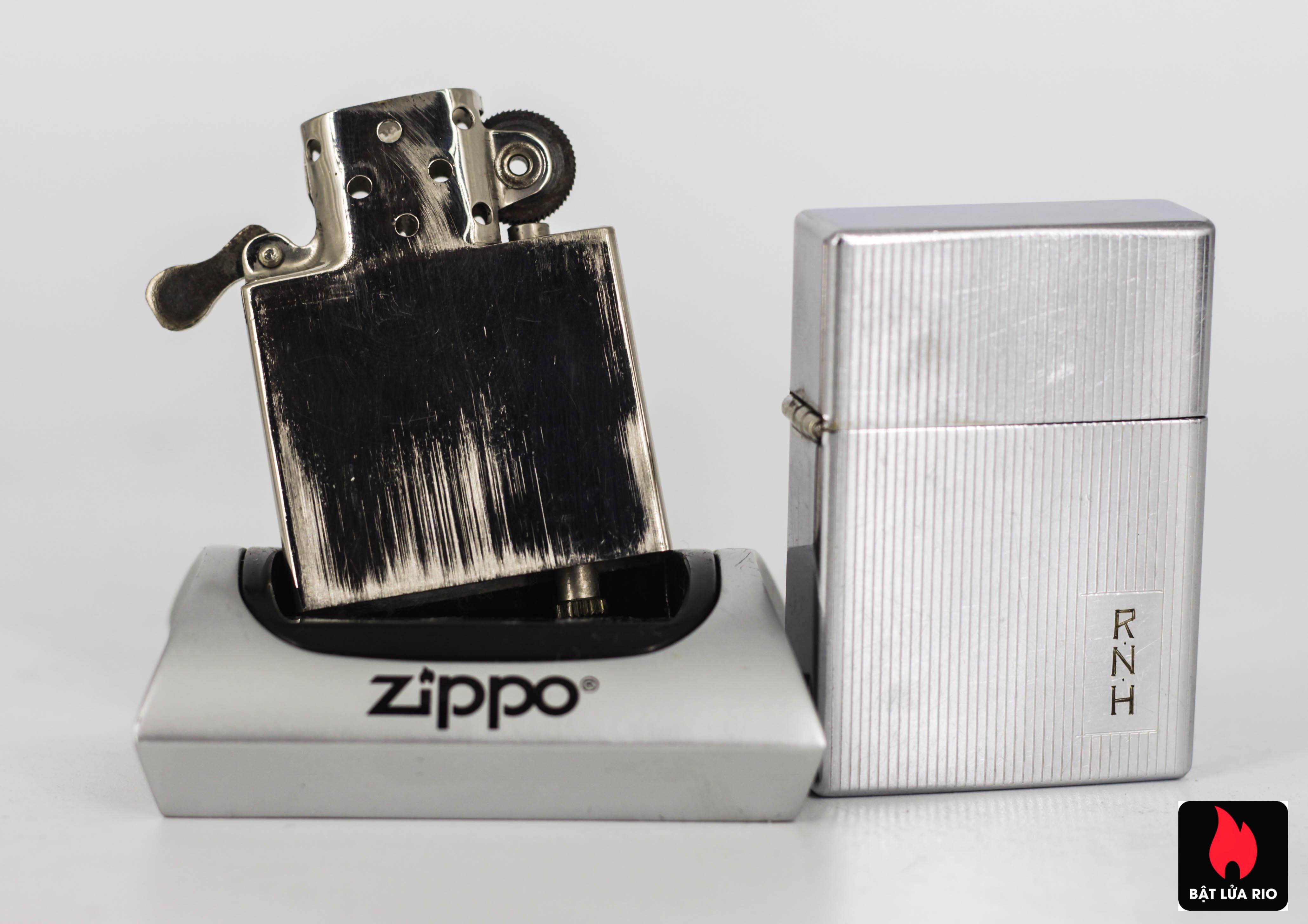 Hiếm - Zippo Xưa 1936 - Prototype 6
