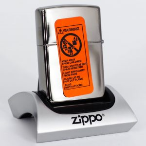 Zippo Coty 1999 - One World - One Future - Titan Coated 1