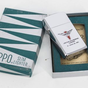 Zippo Slim Xưa 1958 - Lincoln Engineering Company 1