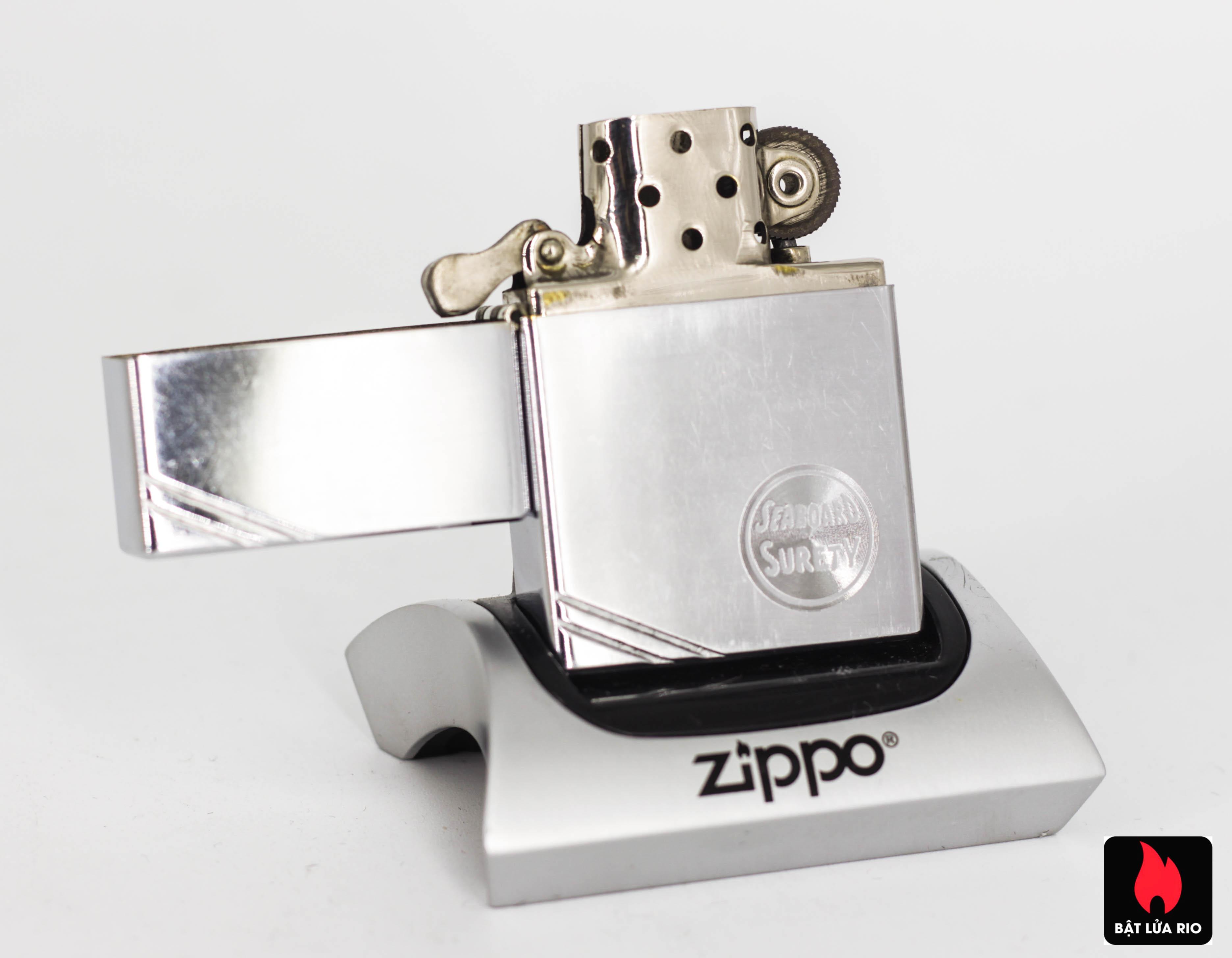 Zippo Xưa 1936 - Seabosrd Surety 6