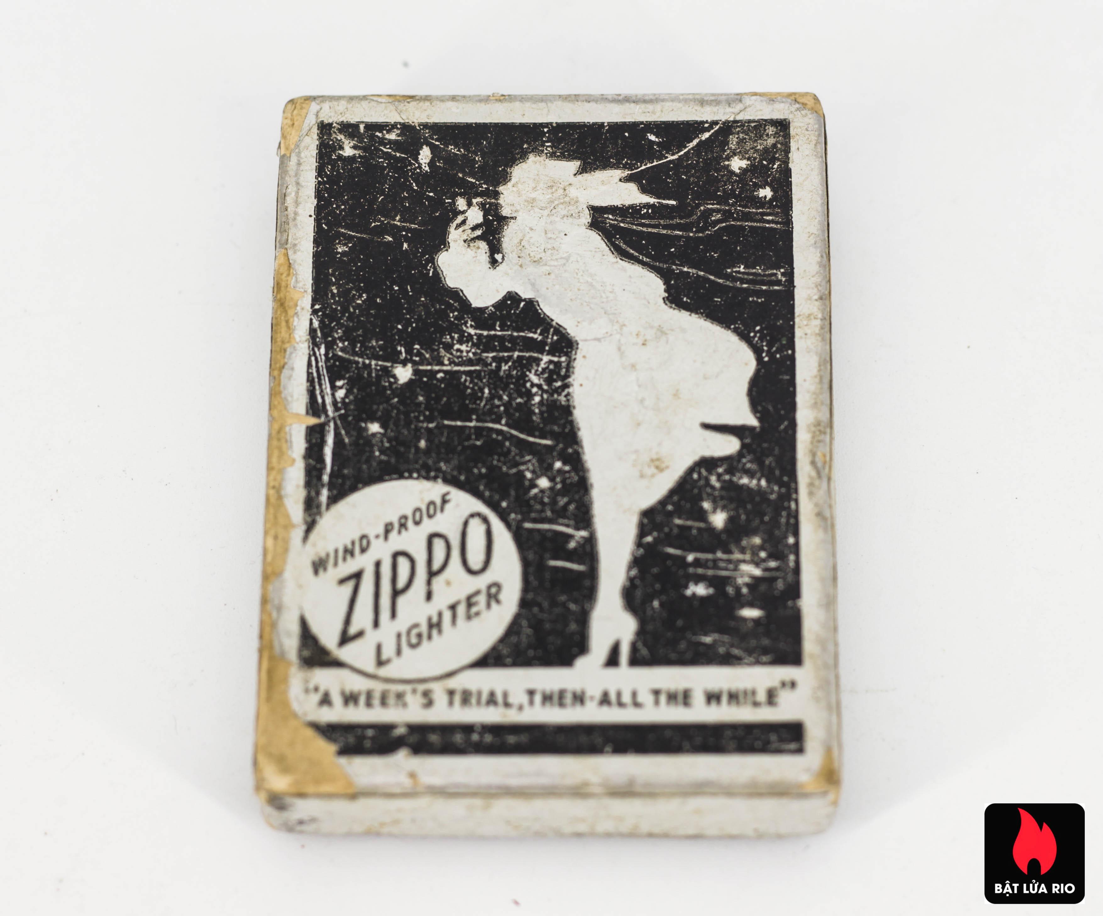 Zippo Xưa 1936 - Seabosrd Surety 7